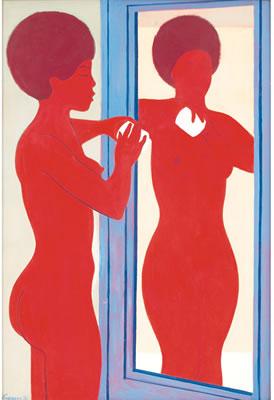 Zell Ingram - Girl Before the Mirror - 1970