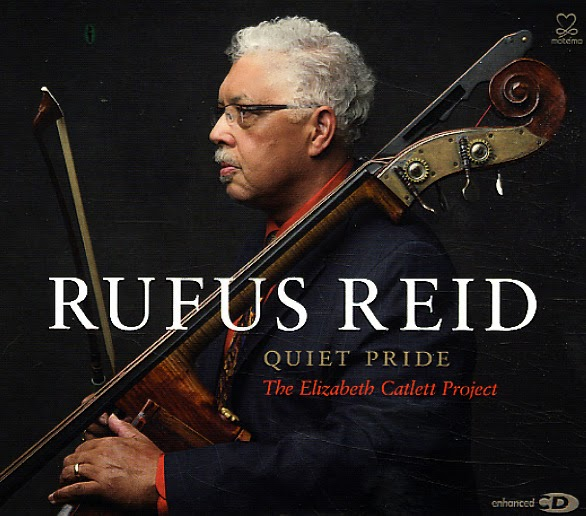 Rufus Reid photographed by Jimmy Katz.