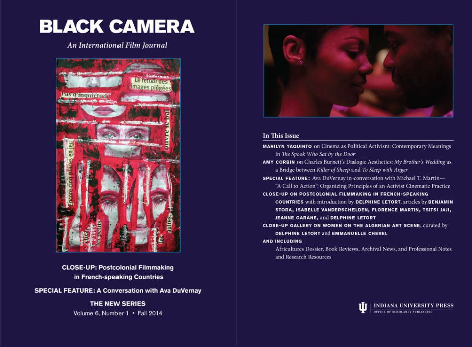 New Issue of Black Camera | International Film Journal - Image Courtesy of Indie Wire