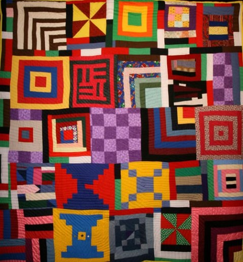 Gee's Bend Quilt | Image Courtesy: https://www.pinterest.com/sheilaquilts/gees-bend-quilts/