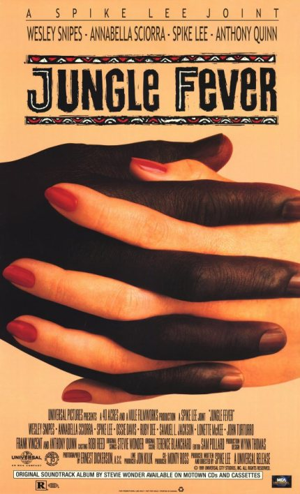 In designing the posters for many of Spike Lee's films, Sims has created commercial artworks that distill the issues of racial intolerance and struggle that underpin Lee's works.