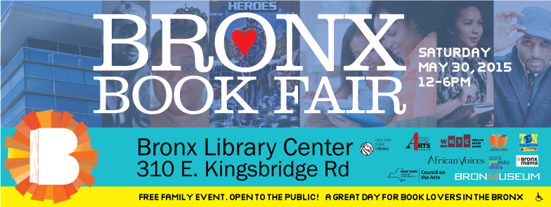 bronx book fair