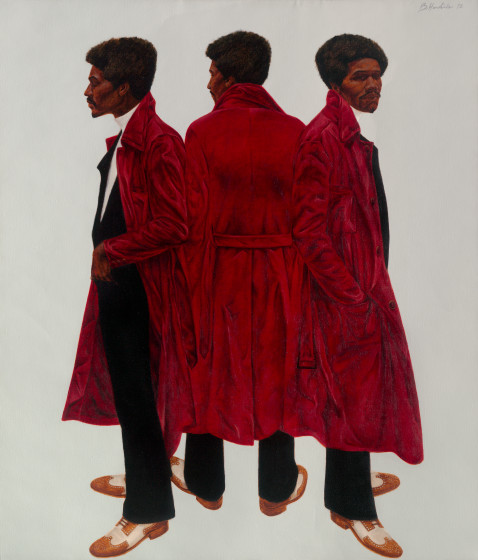 Sir Charles - Barkley Hendricks