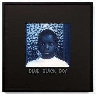 Blue Black Boy