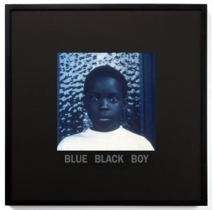 Blue Black Boy