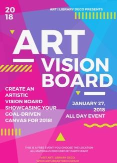 ART VISION BOARD