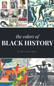 The Colors of Black History Month Cover