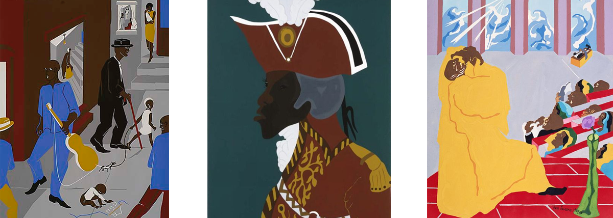 exhibition | history, labor, life: the prints of jacob lawrence ...