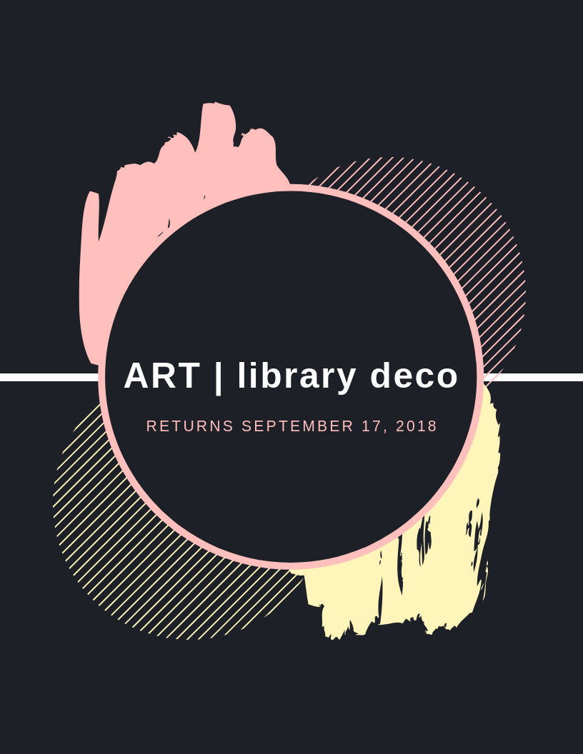 Art _ library Deco